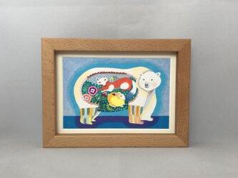 色鉛筆イラスト「シュガー」の画像