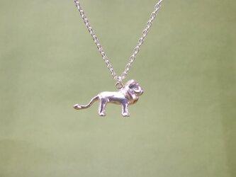 ネックレス「savanna ライオン」の画像