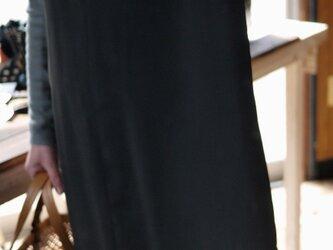 *リメイク正絹羽織からハイネックチュニックワンピースの画像