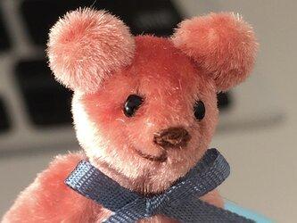 ちびっこベア(ピンク)の画像