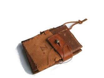 card case 『Z.』Junk art designの画像