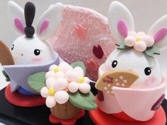 ☆  今日はちょっぴり・ひな祭り ☆の画像