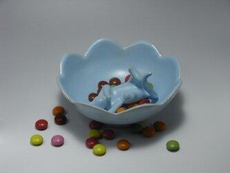 Cat Loverのためのジュエリーディッシュ・アイスブルー・6の画像