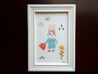 ともだちポストカード ピヨンセさんの画像