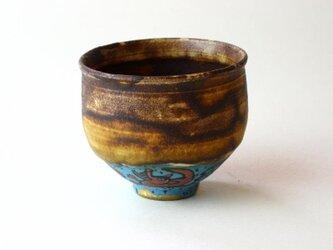 灰釉の小さい犬の器 / 陶芸 / 酒器 / 茶器 / ceramic / pottery japanの画像