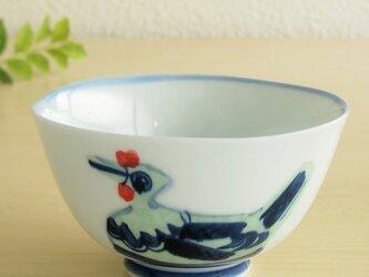 古陶器 波渕飯碗の画像