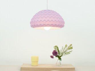 ラベンダーペンダントランプ  - Kasa Lavenderの画像
