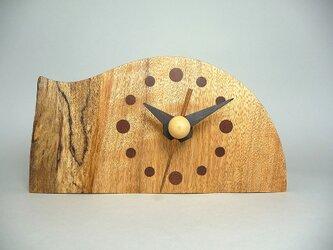 こがの木のお木時計の画像