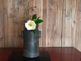 花器(耳付き花器)の画像