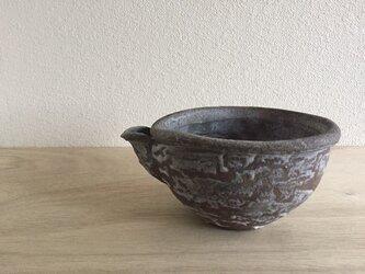 長石釉片口鉢の画像