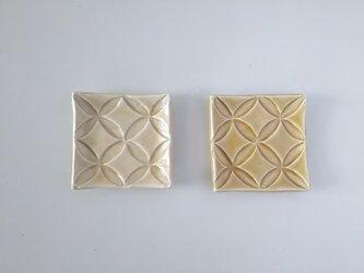 綾series/角皿Ssize(honey)~左側の画像