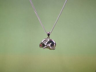 ネックレス「うさぎ」の画像