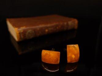 オレンジ クラッシュ カフスの画像