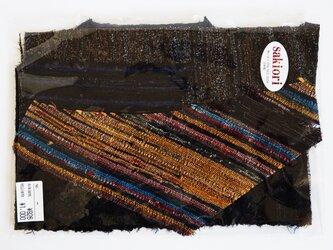 裂き織りのハギレ 裂き織 裂織 さきおりの画像