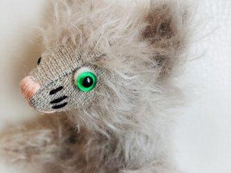 !ラスト! シャトン・アラザン 子猫のぬいぐるみ バースデーギフト 贈り物 ねこの画像