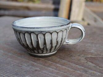 粉引の器 カップ[18Fev-41]《釉薬》の画像