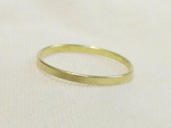 Flat ring(真鍮)の画像