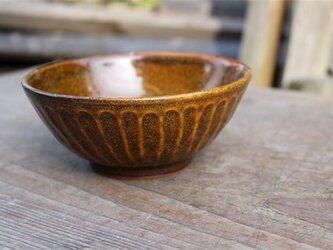 茶色の器 小鉢[18Fev-53]《釉薬》の画像
