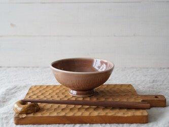 Pastel ごはん茶碗 ココア No.2112の画像