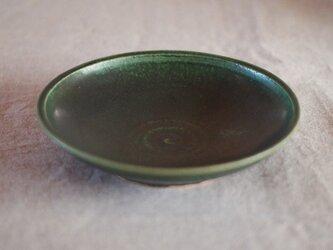 青銅の平鉢の画像