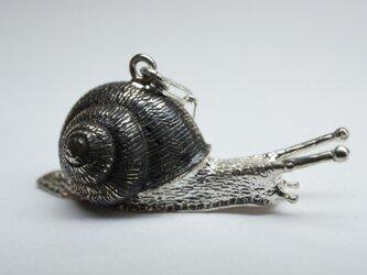 Snail pendantの画像