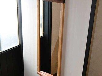 パルテノンミラーL(壁掛け姿見)の画像