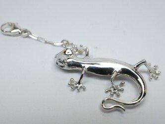 Gecko pendant polishの画像