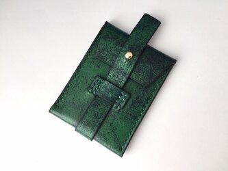 【数量限定特価】バンダリア パスケース グリーンの画像