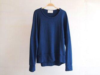 ■PAIN DE MIE プルオーバー/濃藍色の画像