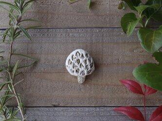 木のブローチ (tree broach)の画像