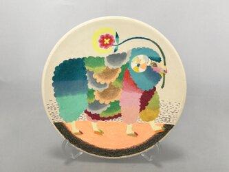 色鉛筆イラスト「Sheep」の画像