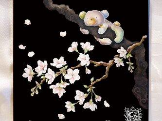 飾りタイル・sakuraの画像