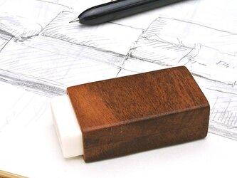 木で作った MONO 専用木製ケースの画像