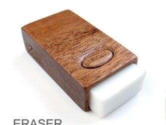 木で作った MONO 専用木製ケース(HOLD加工)の画像