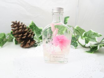 28.【選べる香り】ハーバリウムランプ・カーネーション 母の日にの画像