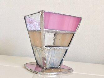『デイドリーム パステル』スタンドホルダー ピンクの画像