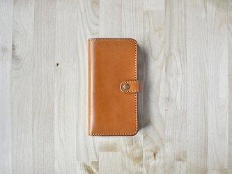 iphone6Plus/iphone6sPlus手帳型ケース【受注生産】の画像