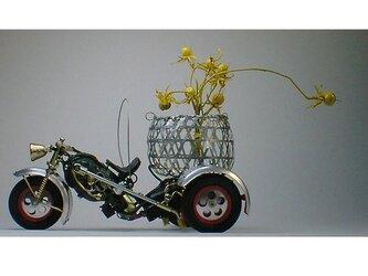 T-Cargo/黒椿号 : 働くトライク・オートバイ模型の画像