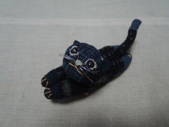 飛んでる猫の画像