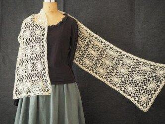 シルクモヘアの羽衣ショール*スマートサイズの画像