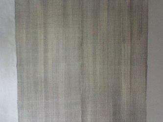 墨染め麻生平暖簾 2巾の画像