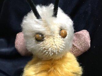 ミツバチちゃんの画像
