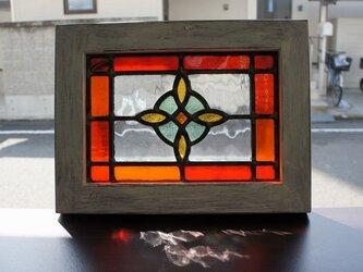 アンティーク風ステンドグラス6の画像