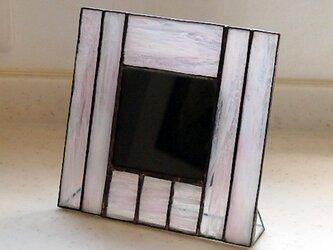ステンドグラス フォトフレーム 1の画像