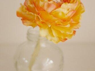 フラワーペン ラナンキュラスオレンジの画像