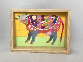色鉛筆イラスト「すず」   の画像