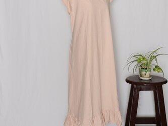 フレアワンピース(薄ピンク)ロイヤルサンセット R02の画像