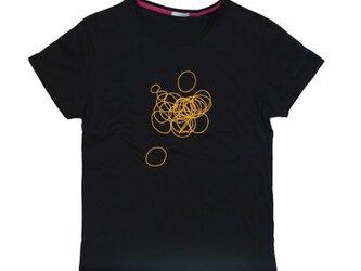 ボディーから当店オリジナル 輪ゴム Tシャツ ユニセックスS〜Lサイズ Tcollectorの画像