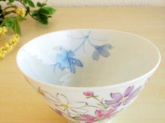錦コスモス 麺鉢の画像