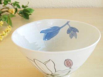 錦木蓮 麺鉢の画像